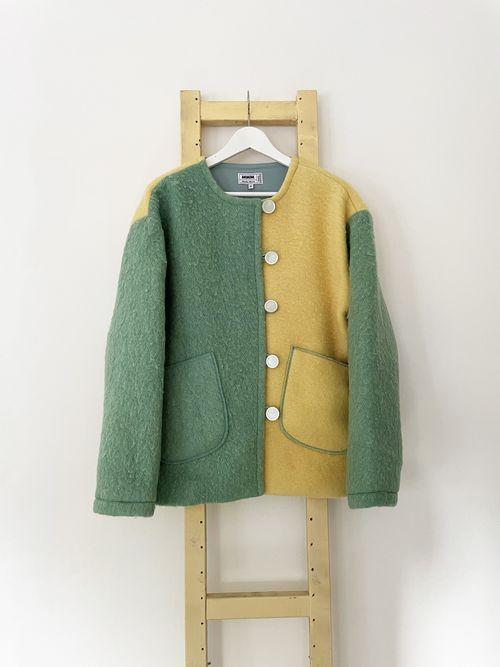 Florence Wool Coat