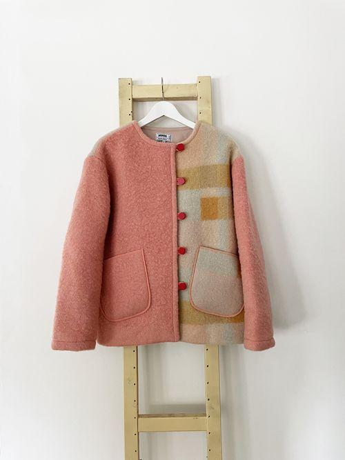 Flora Wool Coat