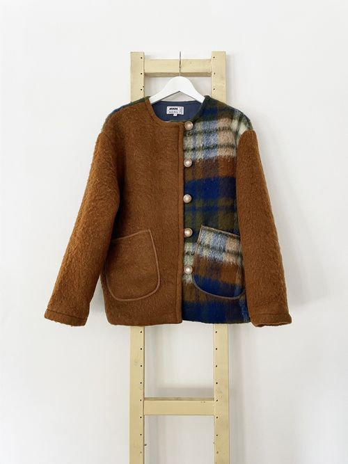 Bea Wool Coat