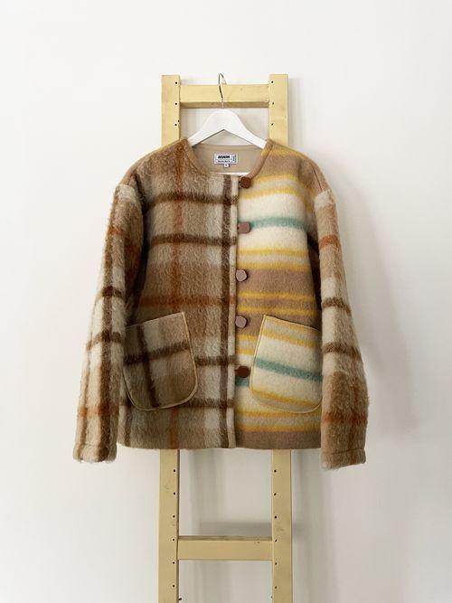 Brooke Wool Coat