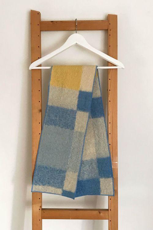 Emma Upcycled Wool Scarf
