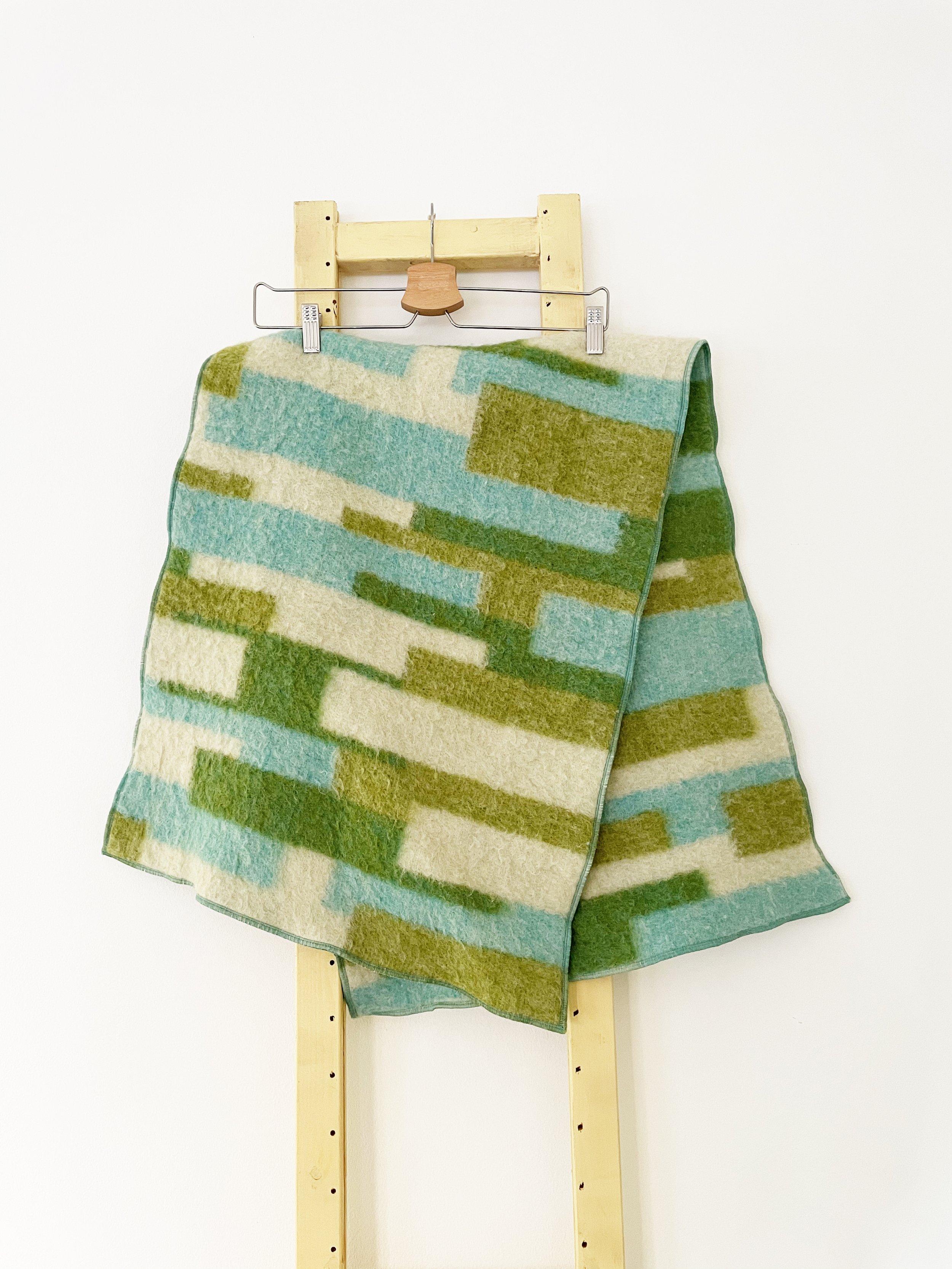 Lilou Upcycled Wool Shawl
