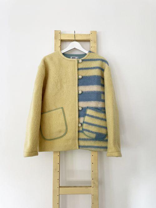 Allegra Wool Coat