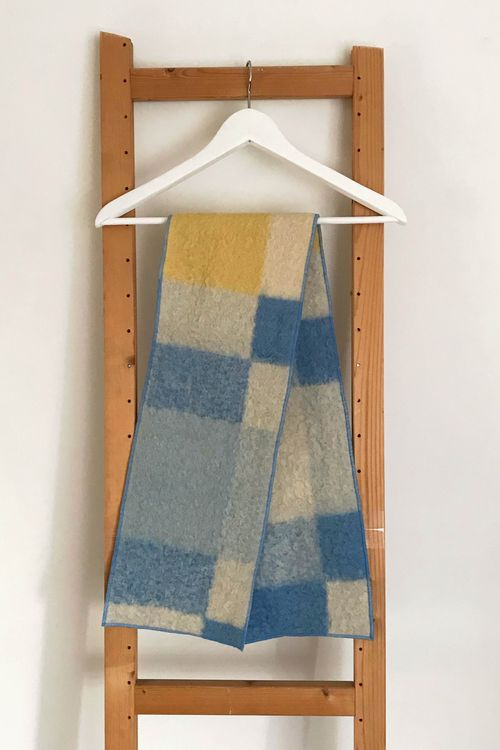 Emma Upcycled Wool Scarf
