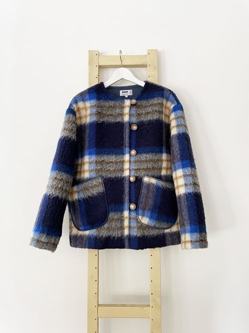 Cora Wool Coat