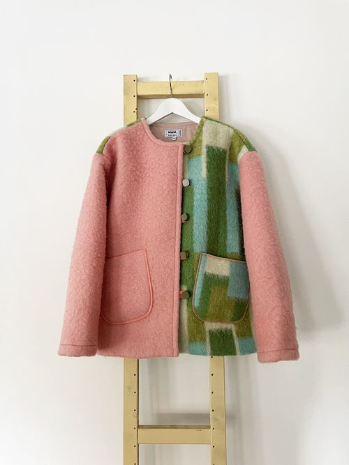 Annette Wool Coat