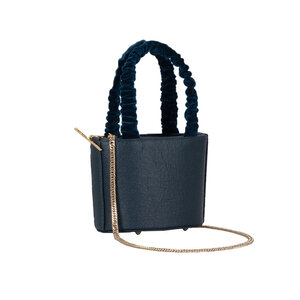Sophia Navy Handbag