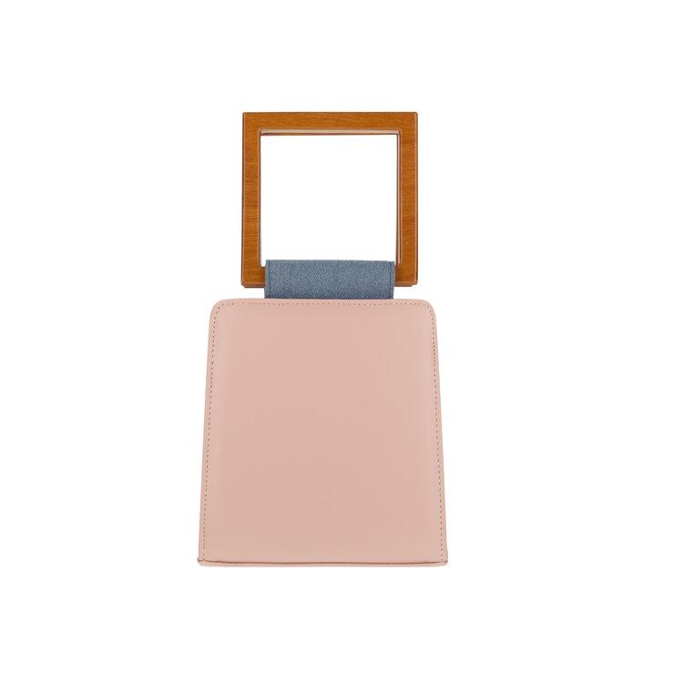 Amaryllis Blush Sustainable Handbag