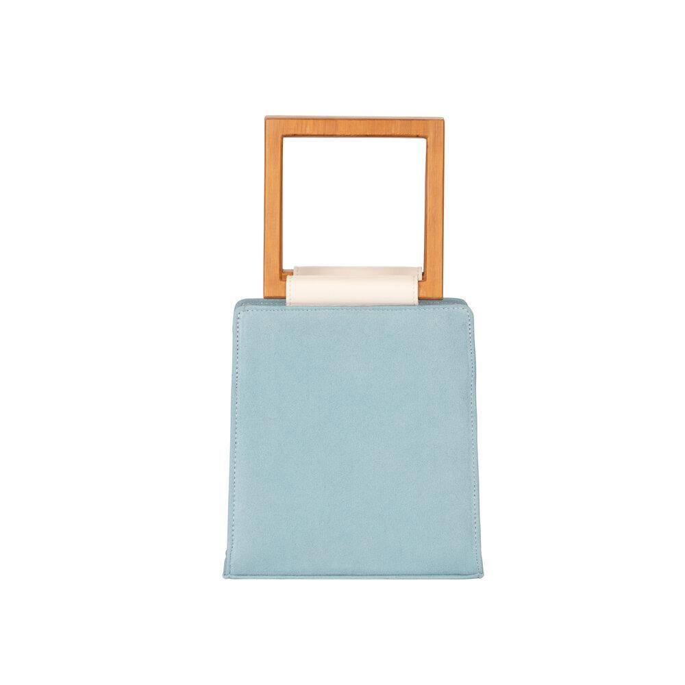 Amaryllis Indigo Handbag
