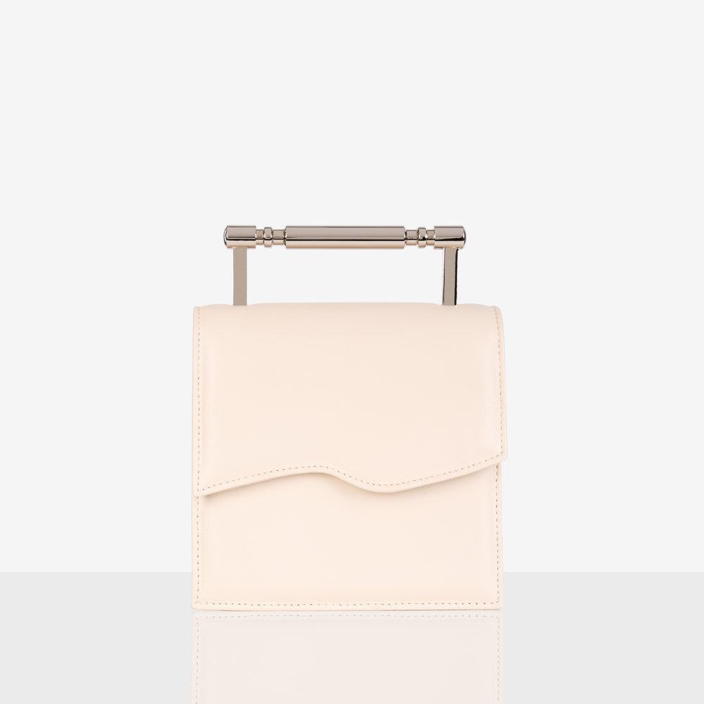 Iris Creme Sustainable Handbag