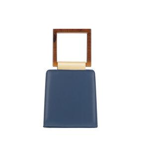Amaryllis Blue Sustainable Handbag