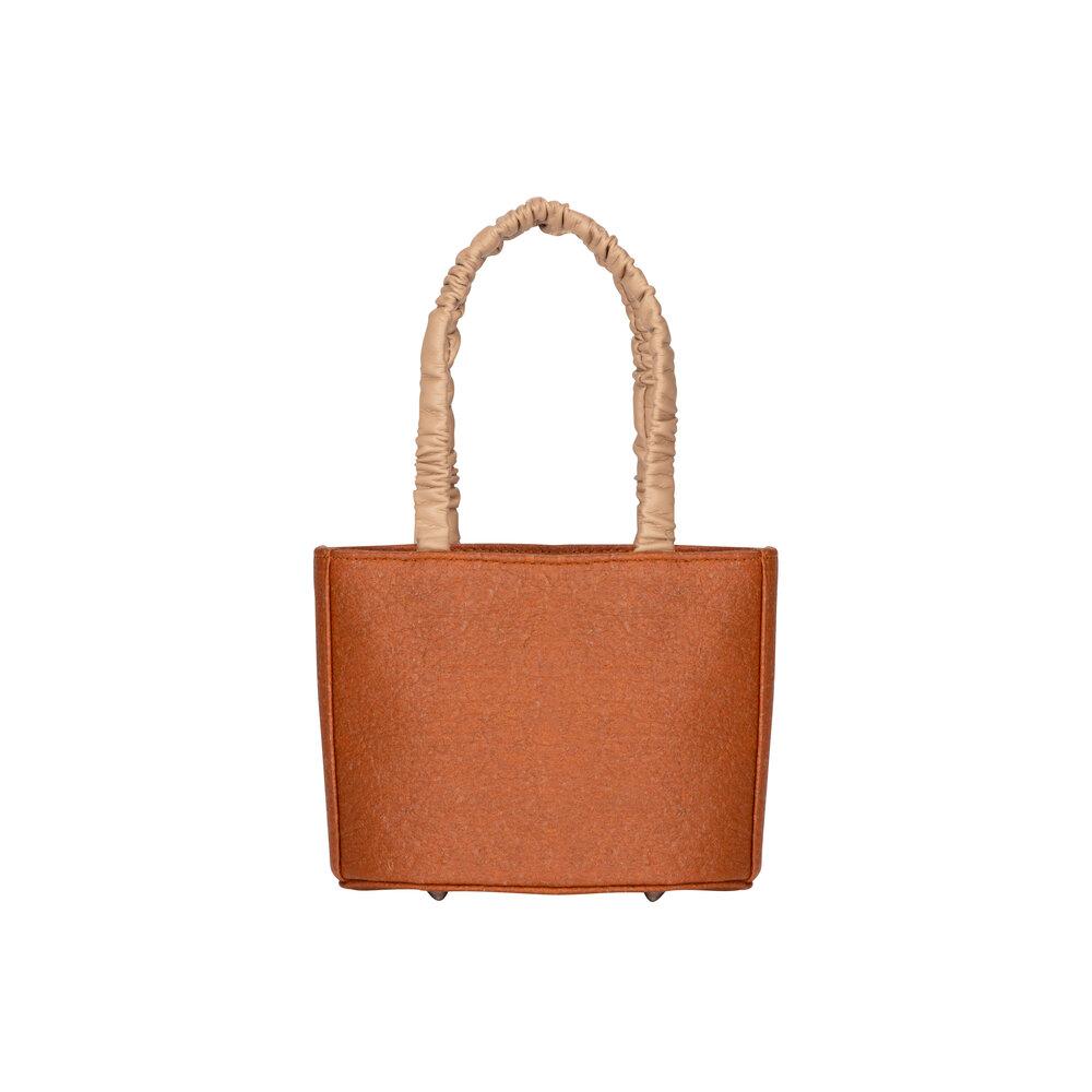 Sophia Cinnamon Sustainable Handbag