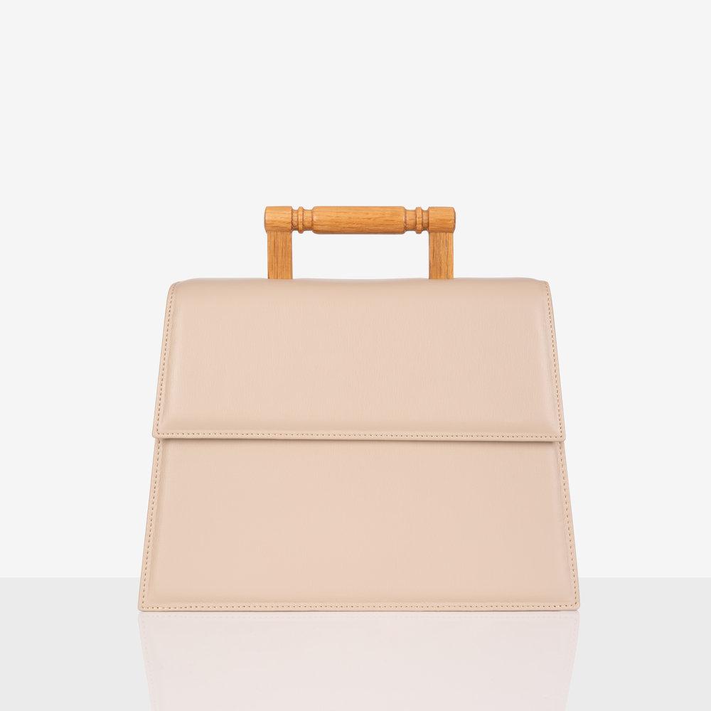 Aura Sand Sustainable Handbag