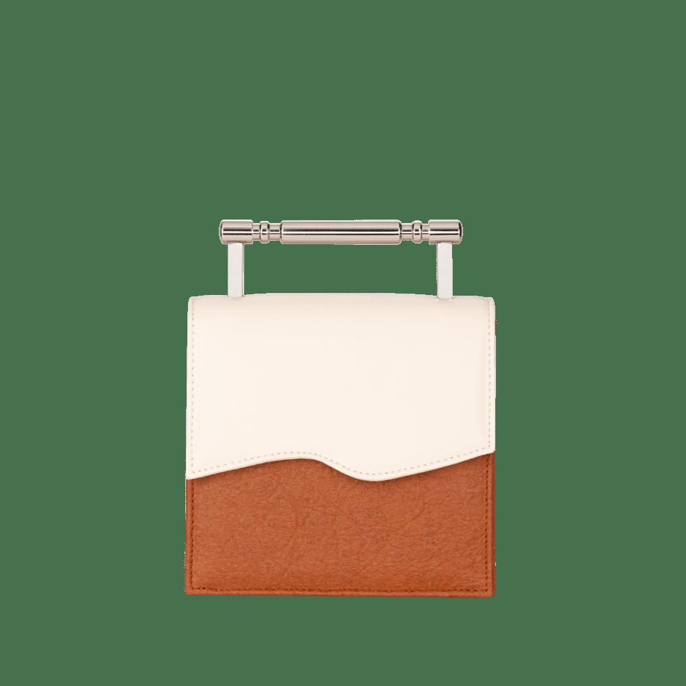 Iris cinnamon Handbag