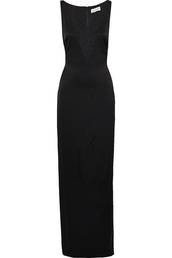 Caine chantilly dress