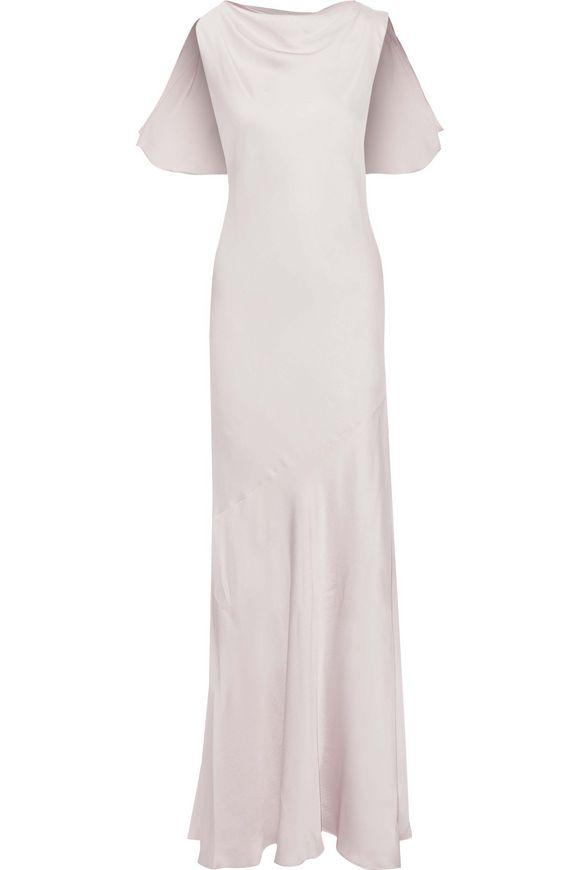 Ami ruffle dress