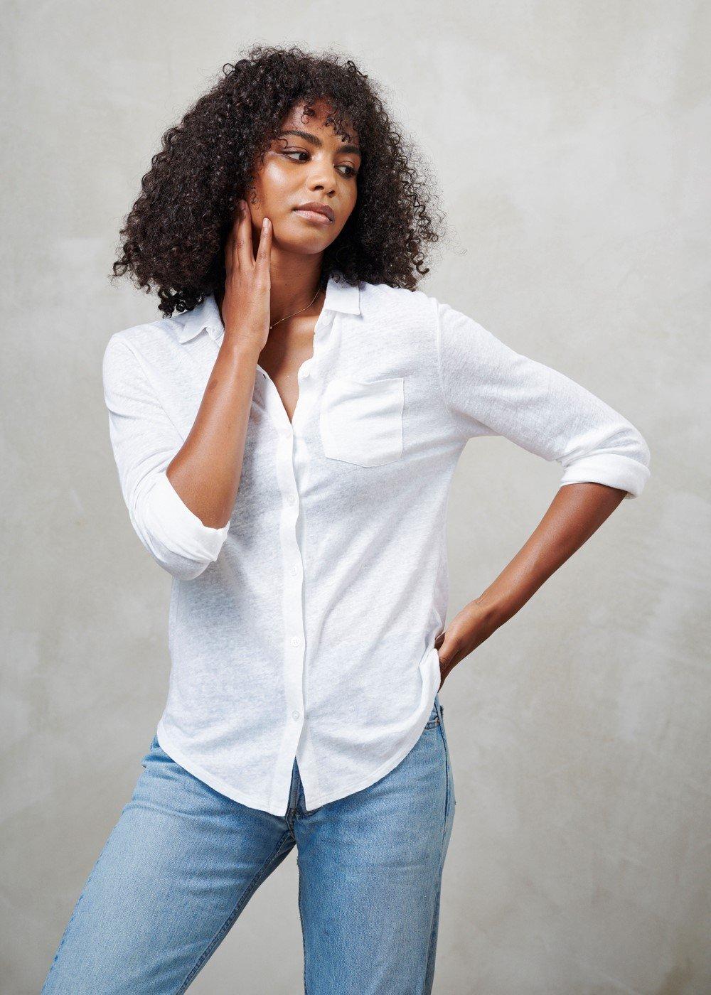The Linen Shirt