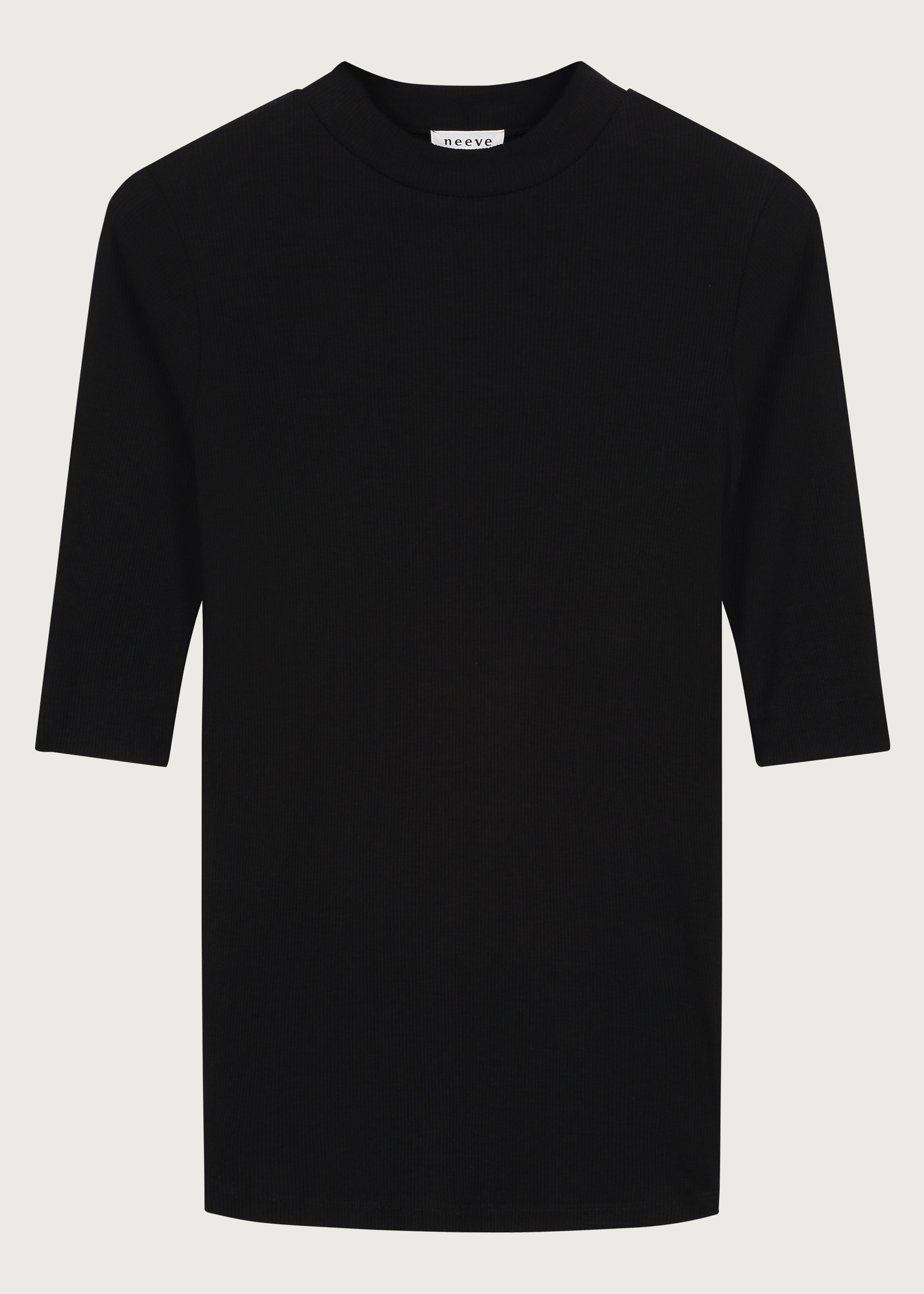 The Ribbed Tee