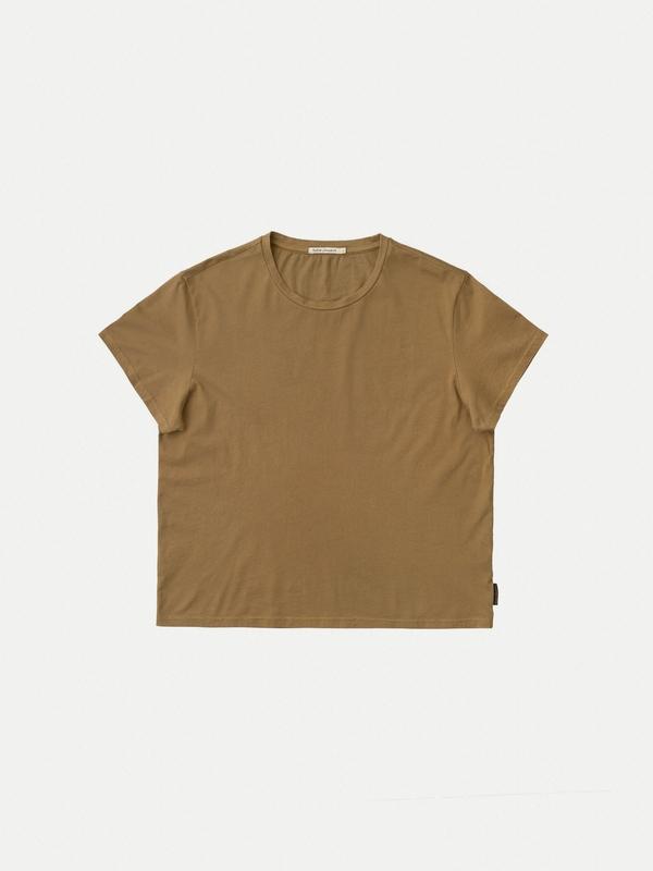 Nudie Jeans Lisa Tee Hazel T-shirts X Small