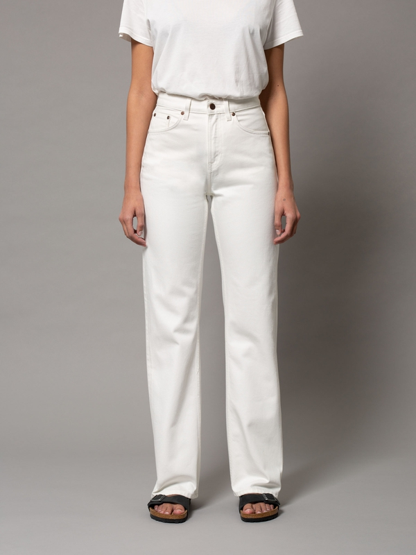 Nudie Jeans Clean Eileen Offwhite Jeans W28/L28