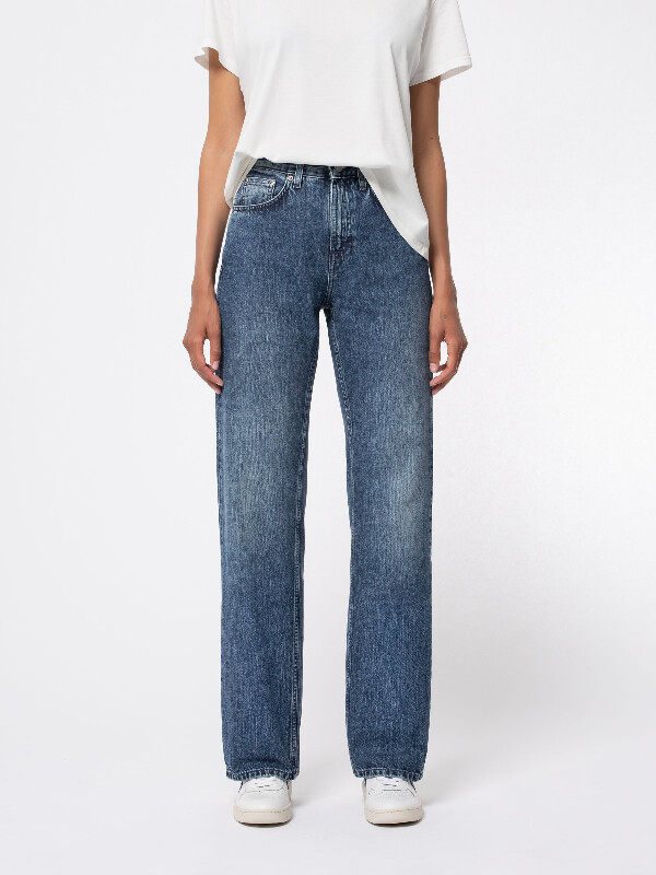 Nudie Jeans Clean Eileen Pure Navy Jeans W29/L28