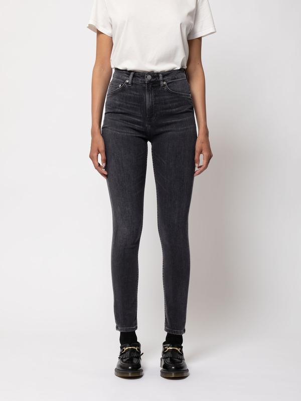 Nudie Jeans Hightop Tilde Night Spirit Jeans W25/L30