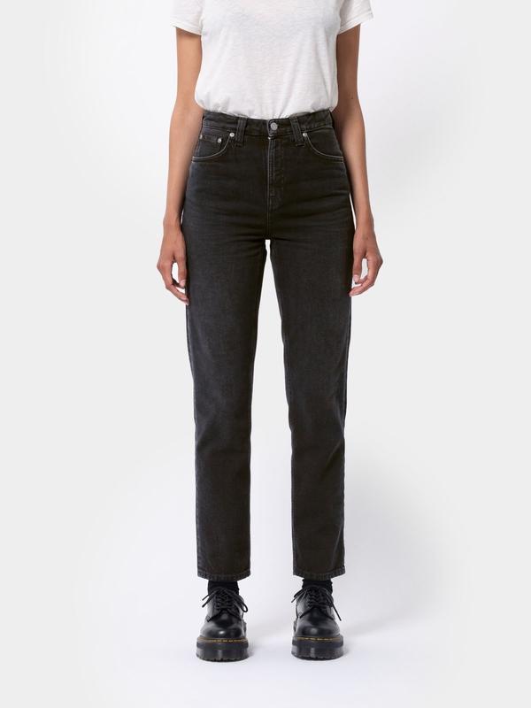 Nudie Jeans Breezy Britt Black Stone Jeans W32/L26