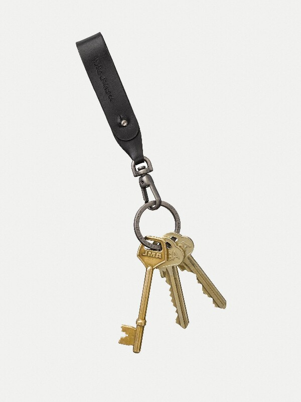 Nudie Jeans Adamsson Black Keychains One Size