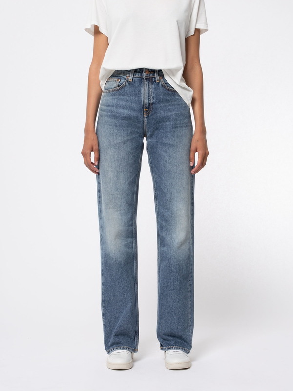 Nudie Jeans Clean Eileen Old Gold Jeans W26/L28