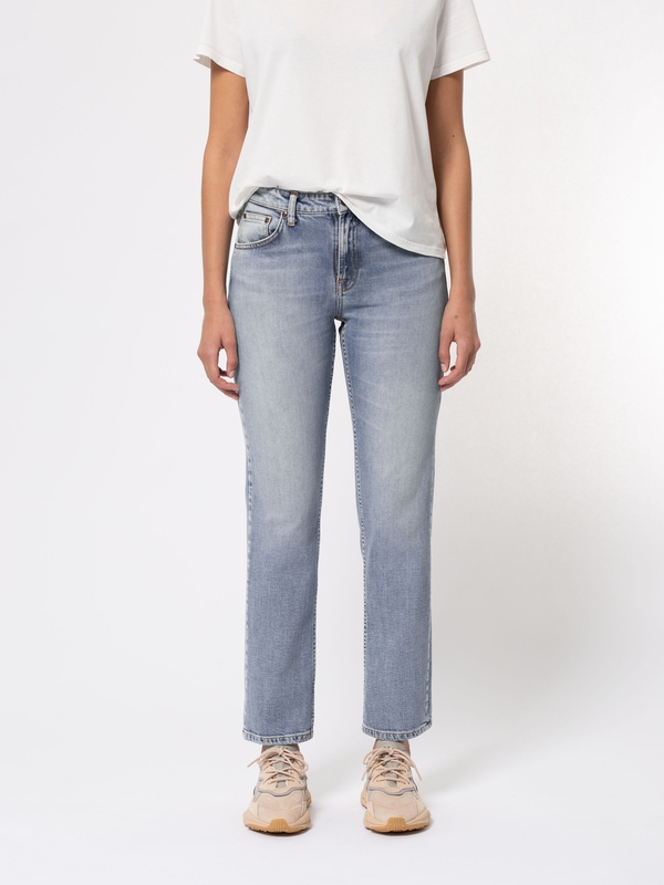 Nudie Jeans Straight Sally Summer Soul Jeans W27/L26