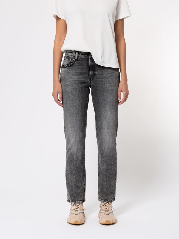 Nudie Jeans Straight Sally Crispy Salt Jeans W27/L26