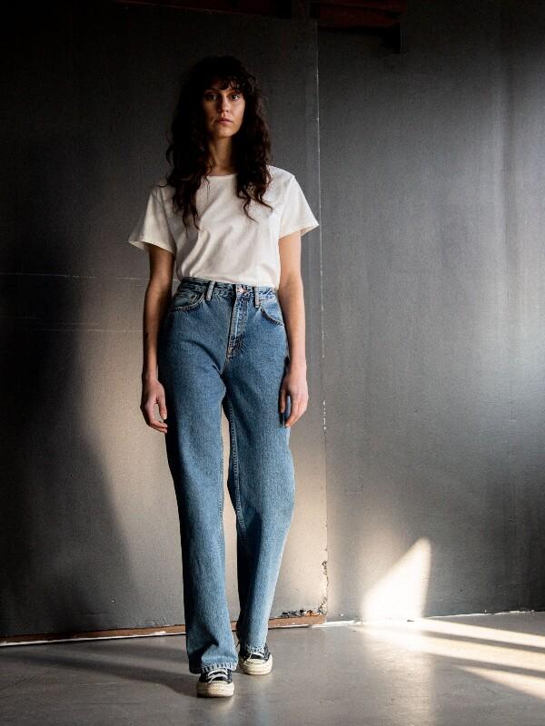 Nudie Jeans Clean Eileen Gentle Fade Jeans W24/L28