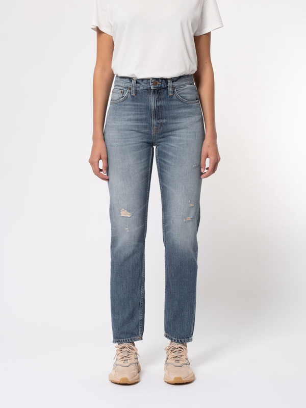 Nudie Jeans Breezy Britt Ventura Worn Jeans W29/L28