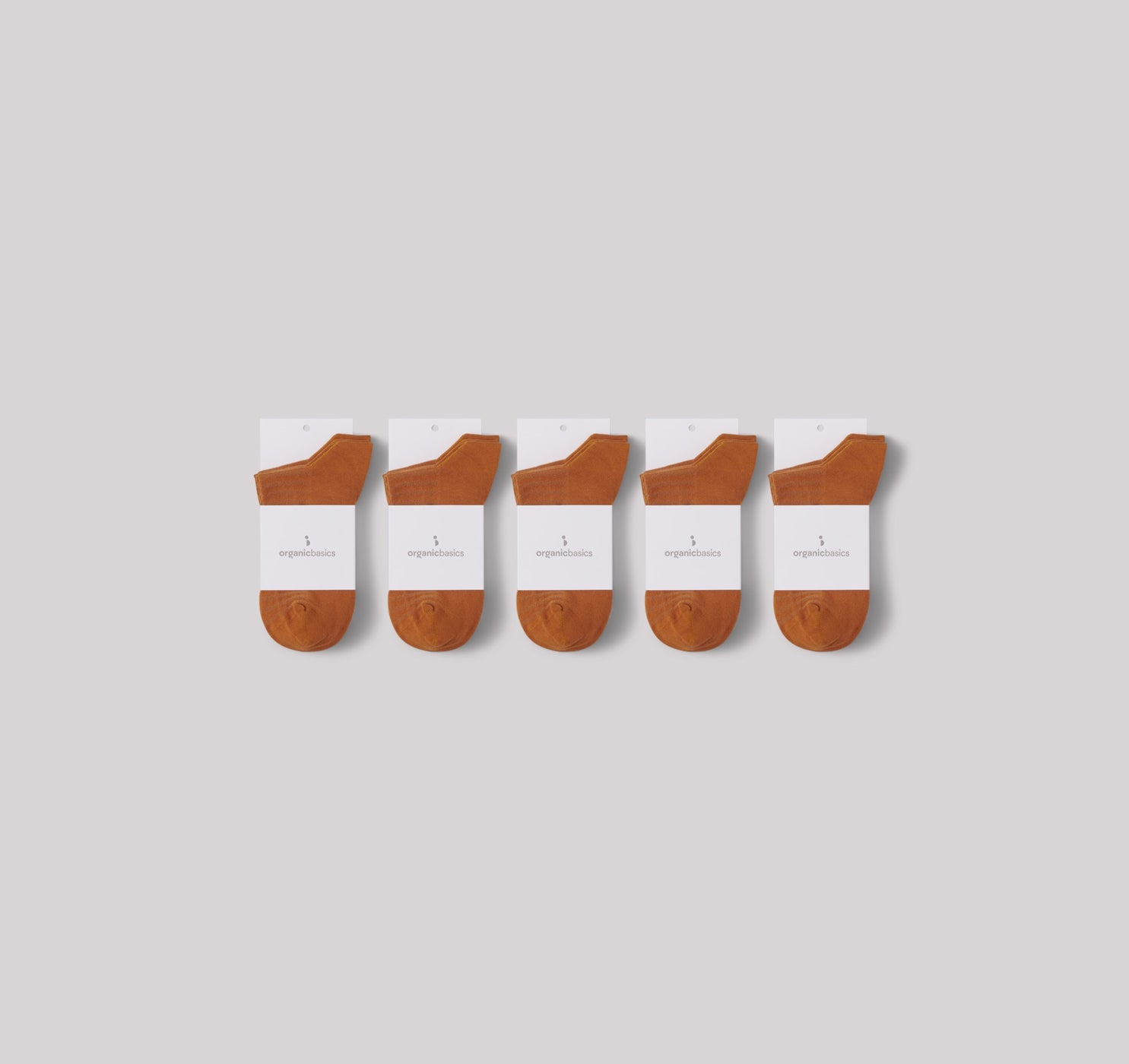 Organic Cotton Striped Socks 10-pack