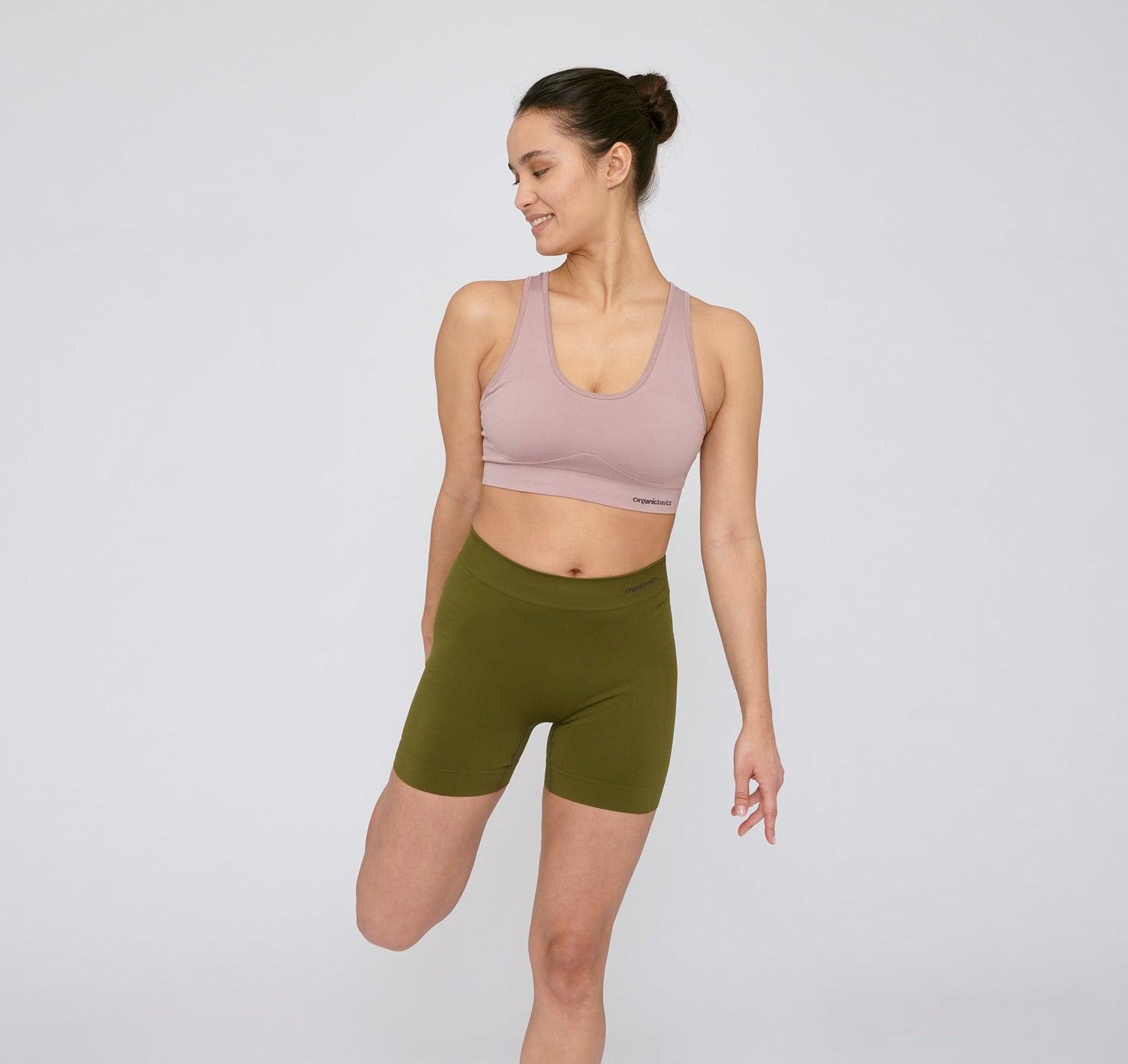 Organic Basics Active Yoga Shorts