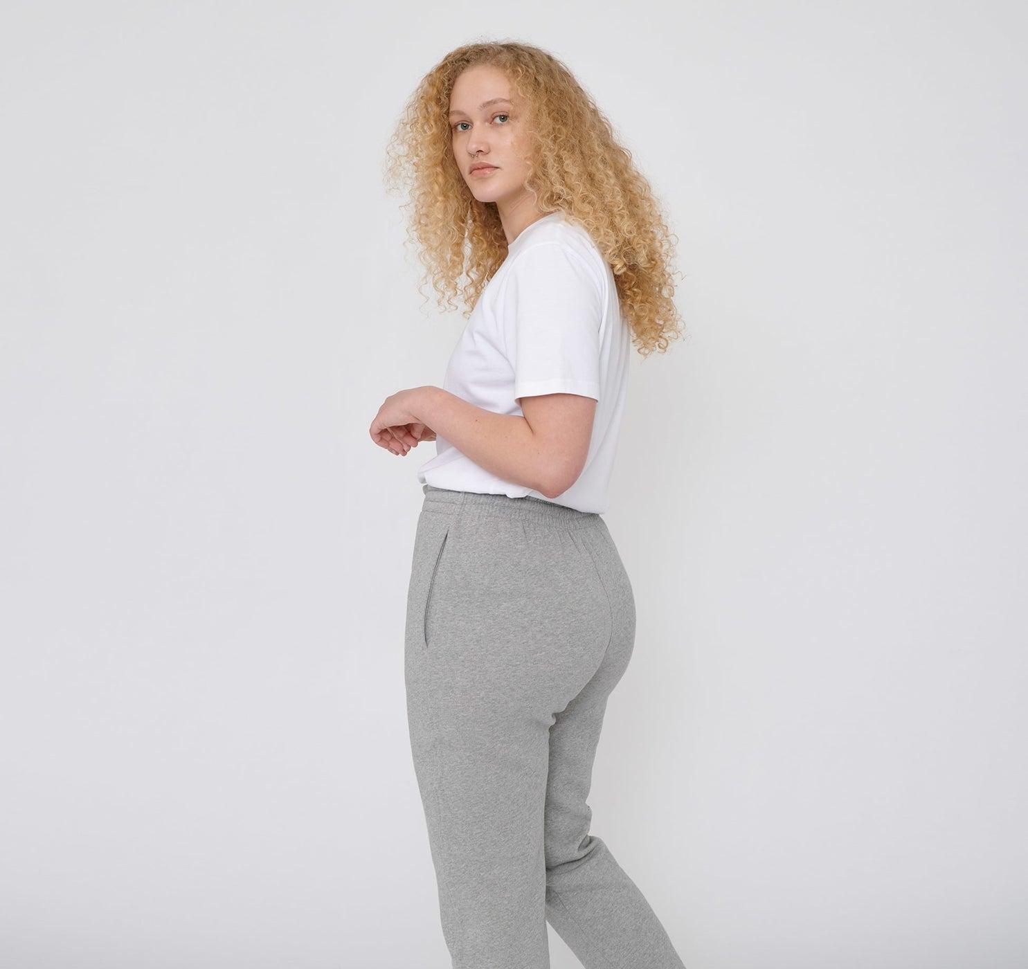 Organic Basics Organic Cotton Mid-Weight Sweatpants