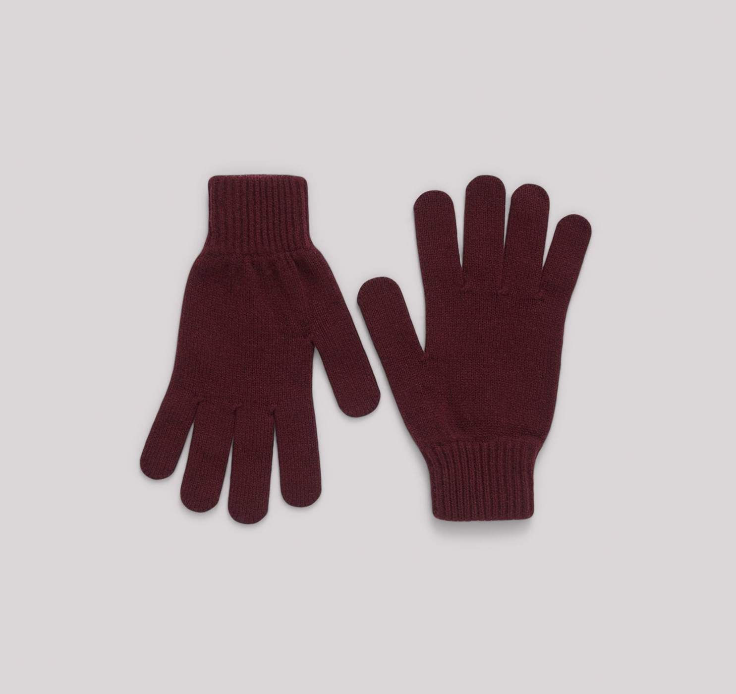 Recycled Cashmere Gloves