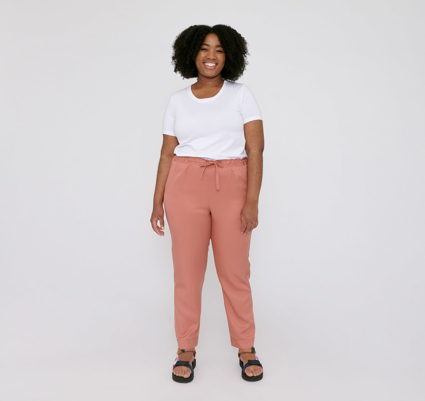 Organic Basics TENCEL™ Woven Draw-Cord Pants