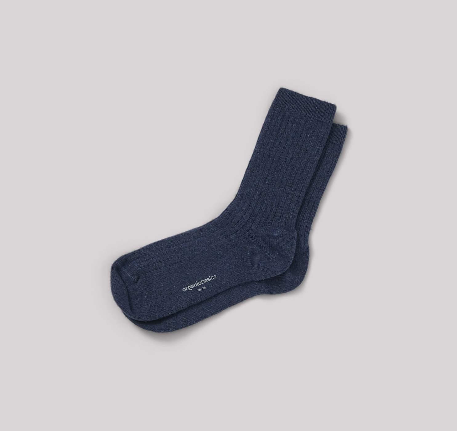 Recycled Denim Socks