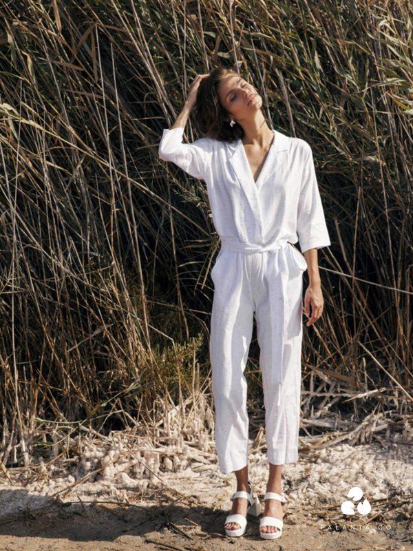 TAMANI PINTITAS cotton jumpsuit