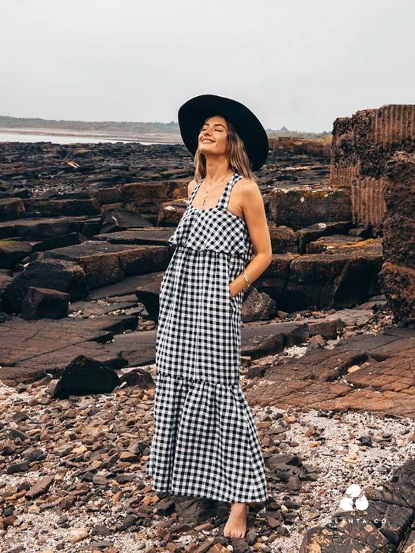 Beaumont Organic ARYA-GEE Linen Dress