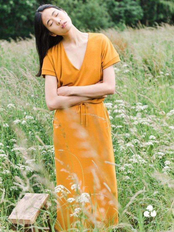 ANA-LOU Lyocell Jersey Skirt