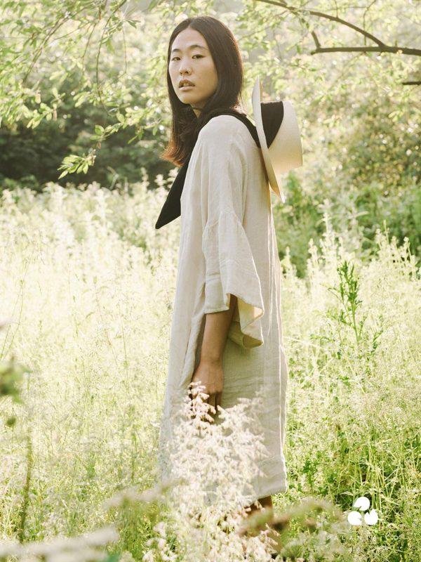 BEE-MAY linen dress