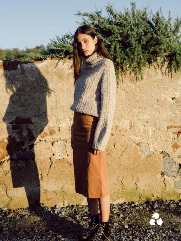 PAM organic cotton skirt
