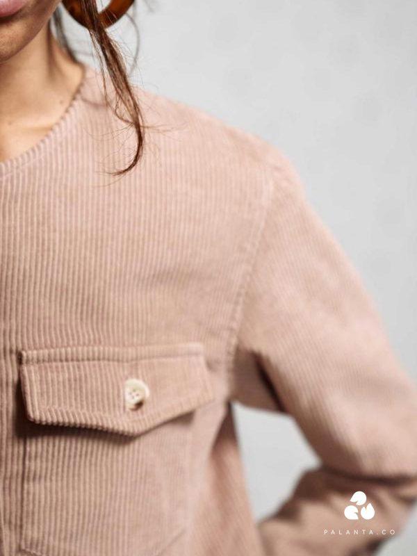 ULURU short corduroy jacket