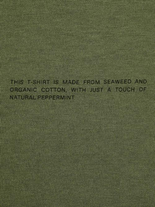 Pangaia Organic Cotton Wide Sleeve T-shirt with C-FIBER™