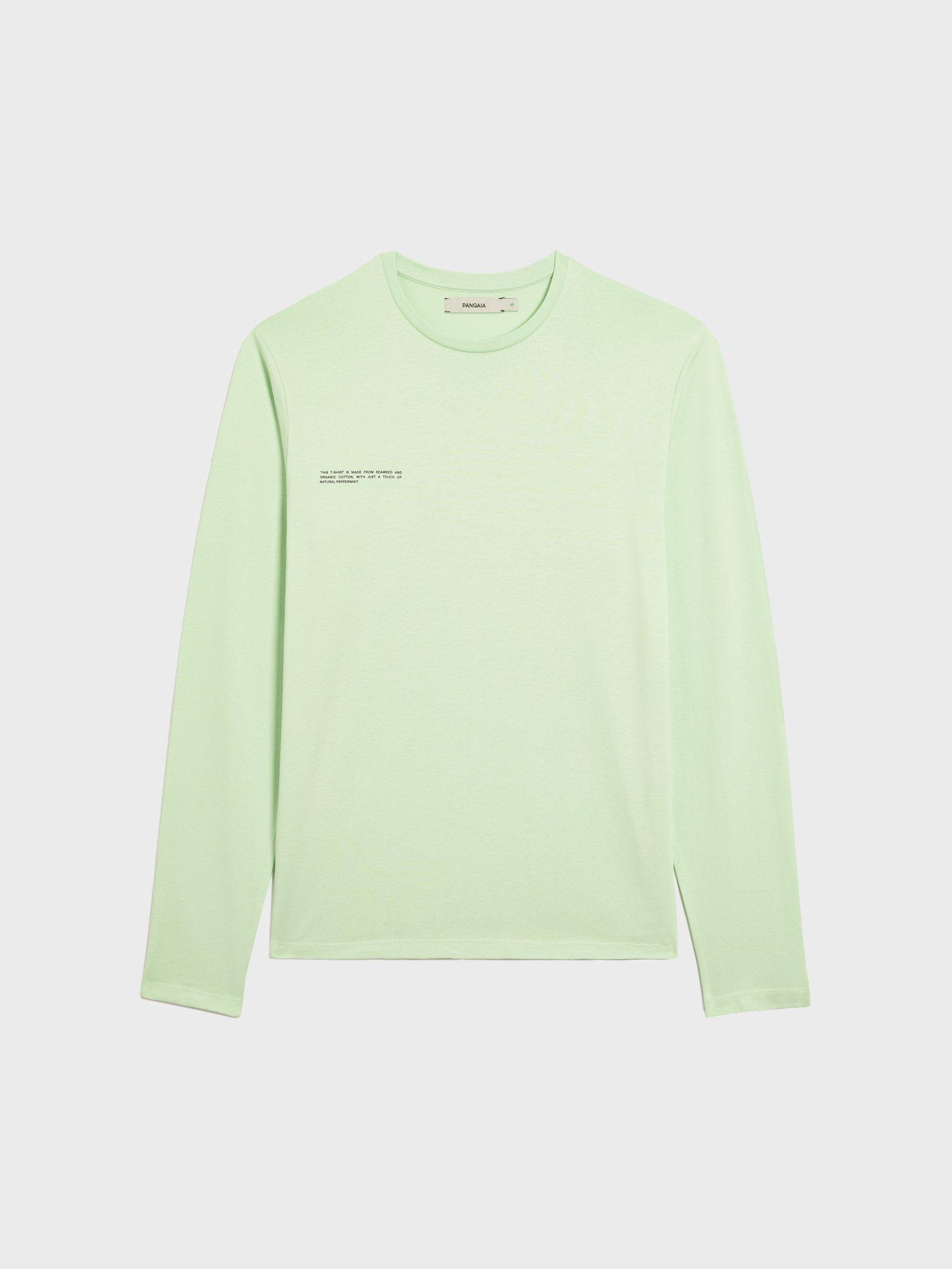 Organic Cotton Long Sleeve T-shirt with C-FIBER™