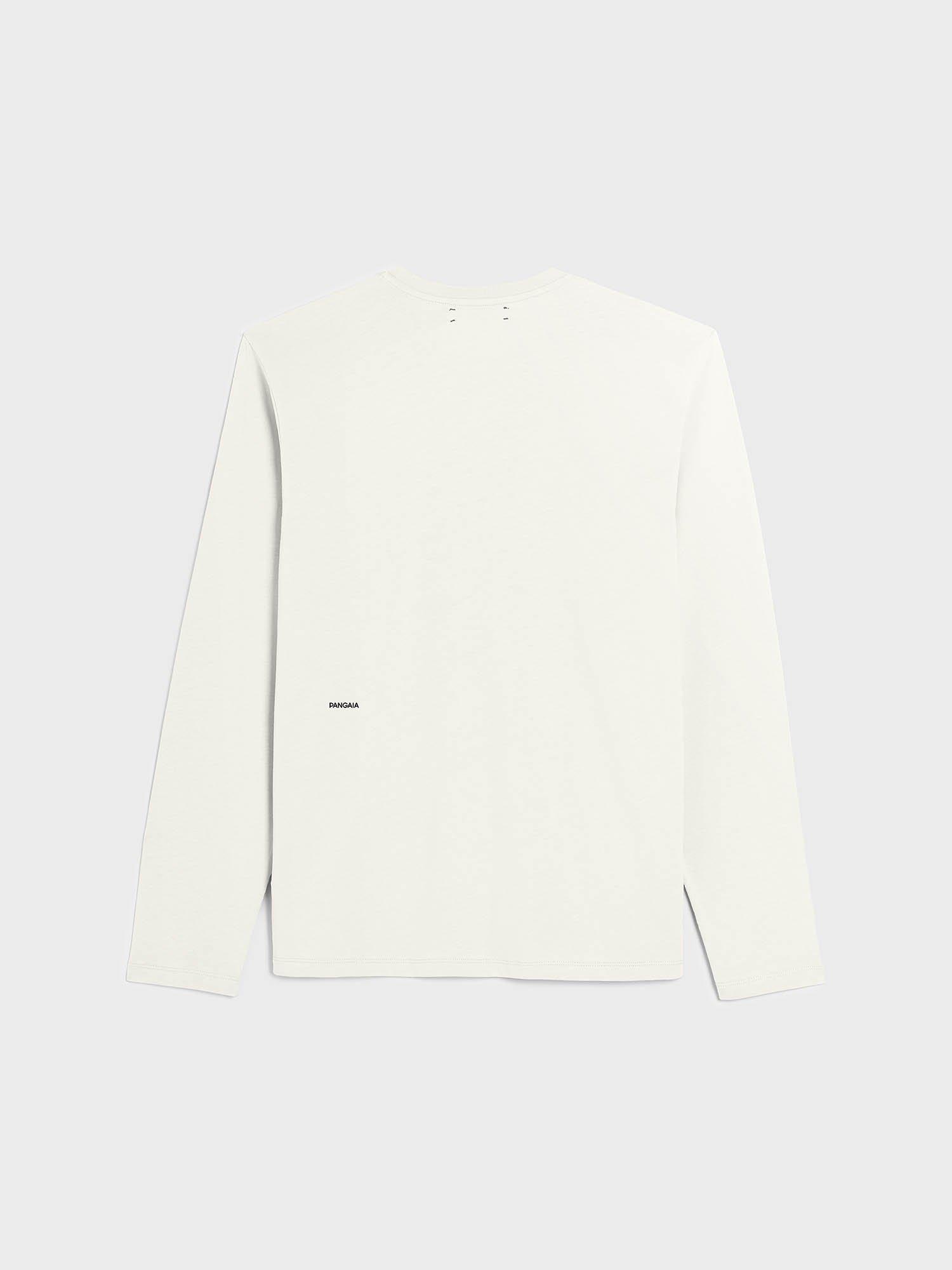 Pangaia Organic Cotton Long Sleeve T-shirt with C-FIBER™