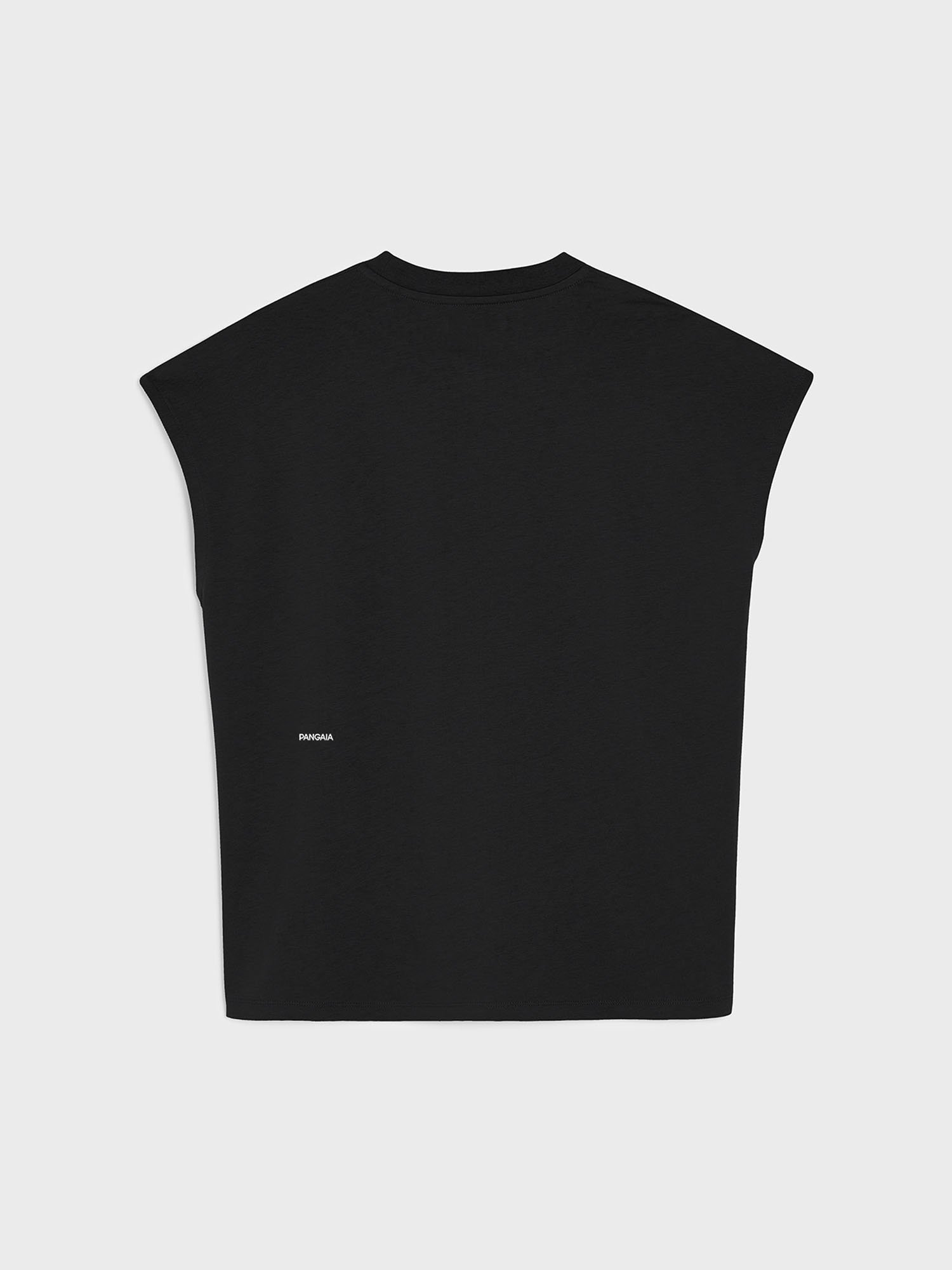 Pangaia Organic Cotton Cropped Shoulder T-shirt with C-FIBER™