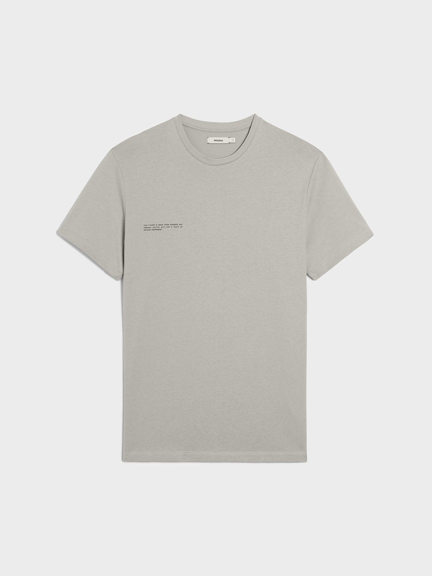 Organic cotton t-shirt with C-FIBER™